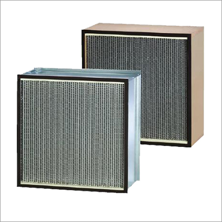 Minipleat Filters