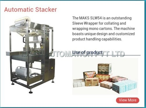 Automatic Stacker Machine