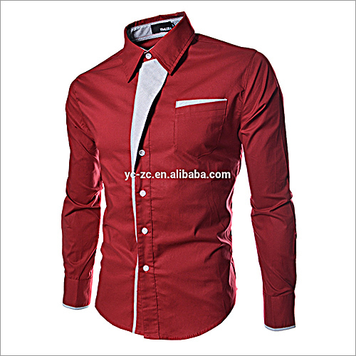 Designer Full Sleeves Casual Shirt