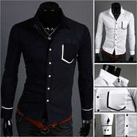 Slim Fit Full Sleeves Casual Shirt