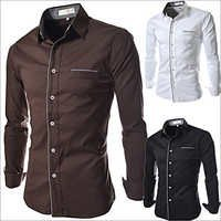 Designer Summer Men's Shirt