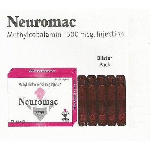 Methylcobalamin 1500 mcg Injection