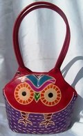 Handicraft Leather Hand Bag