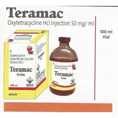Oxytetracycline HCL 50 mg