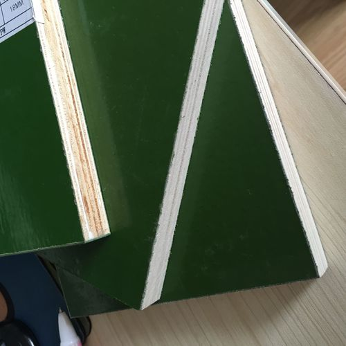 Green Plywood