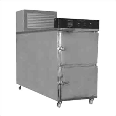 2 Body Mortuary Cabinets