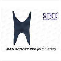 Scooty Pep Plus Floor Mats