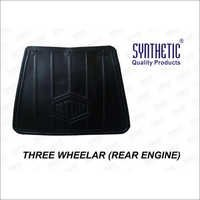MUD FLAPS THREE WHEELAR REAR ENGINE