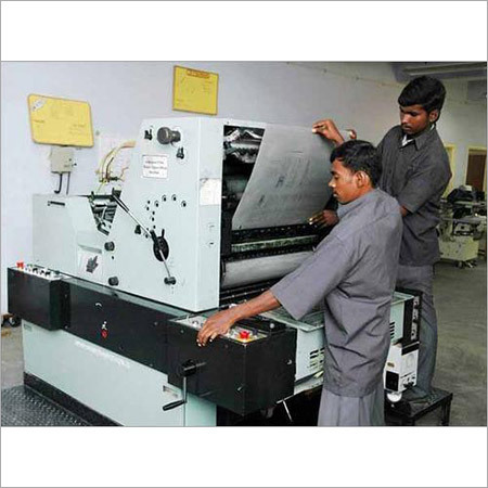 Printing Machine Maintenance Services
