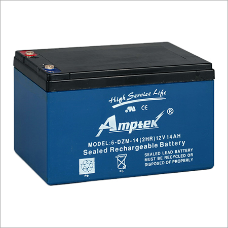 SMF E Bike Battery 12V14AH
