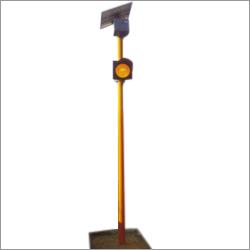 Solar Traffic Blinker Set