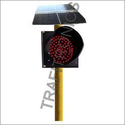Red Solar Blinker