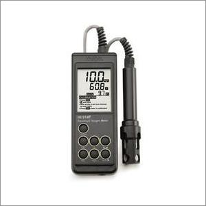 HI9147 Portable Galvanic Dissolved Oxygen Meter