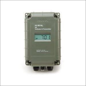 PH Transmitter with Galvanically Isolated Meter