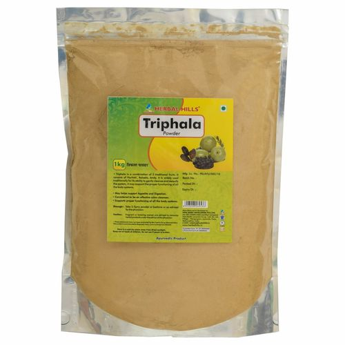 Ayurvedic Triphala Powder 1kg for Healthy Digestion