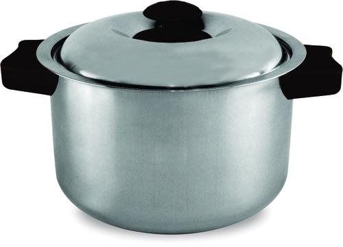 Virgo S.S Deep Insulated Hot Pot 7102 - 2500 ml