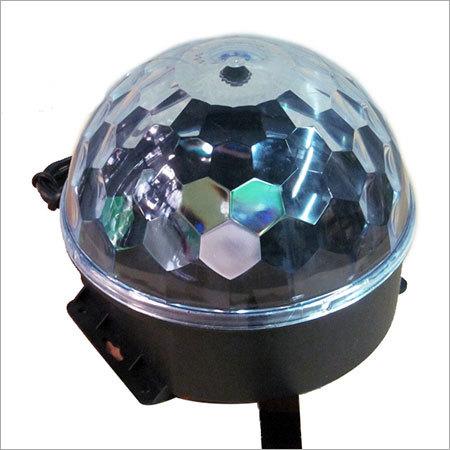 Crystal Magic Ball Flame