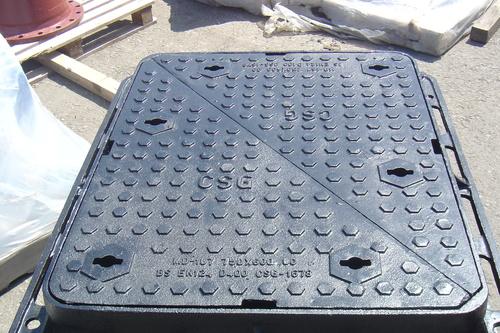 Manhole Cover C.I.