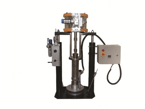 MEDIUM & HEAVY DUTY AIRLESS DRUM PRESS DISPENSING