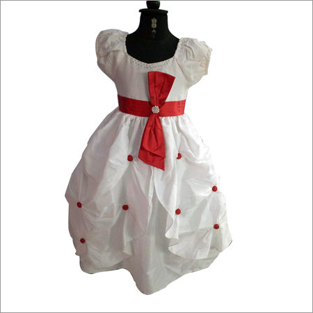 Fancy Baby Girl Frock