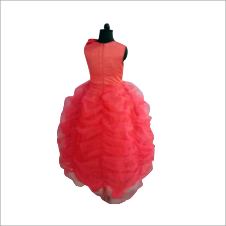 Girls Frilly Frocks