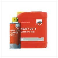 Heavy Duty Cleaner Spray & Fluid