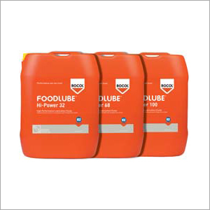 Foodlube Hi Power Fluids
