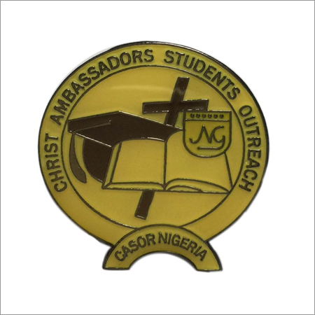 School Lapel Pin