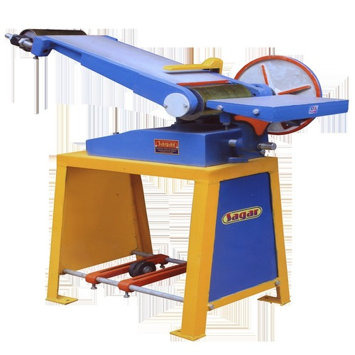 BELT & DISC SANDER (WITH STAND)