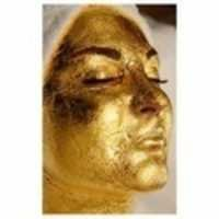 Silver Gold Leaf for Cosmetics