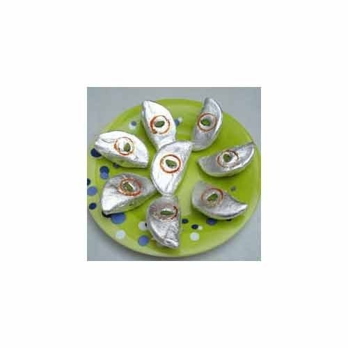 Silver Leaf for Dry Fruits Gujia