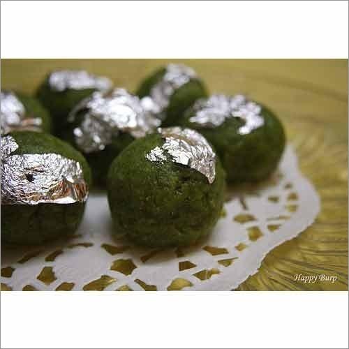 Special Silver Leaf for Pista Lauj