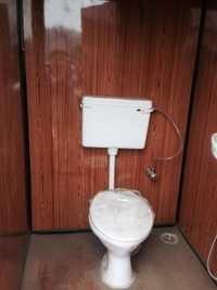 Portable Toilet Interior