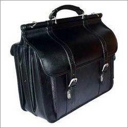Leather Medical Representative Bag