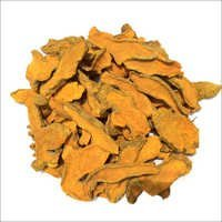Dried Sliced Turmeric
