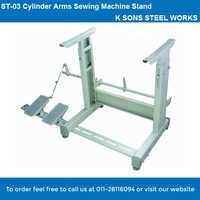Cylinder Arms Sewing Machine Stand