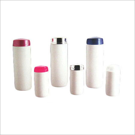 Plastic Talcum Powder Bottles