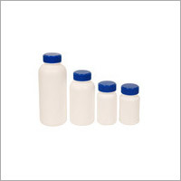 Plastic Capsule Bottle