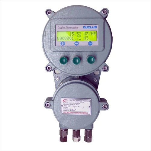 Flameproof Flow Meter