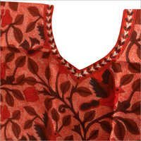 Ladies Katha Stitch Kurti