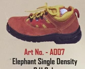 Elephant Single Density Shoes A007
