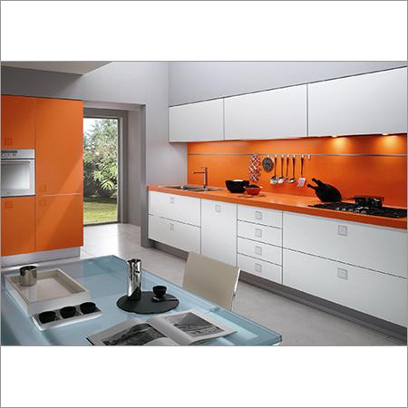 Laminated Modular Kitchen