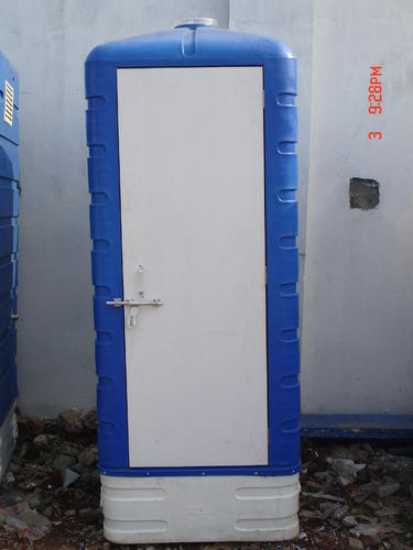 Mobile Toilet Westrern Type
