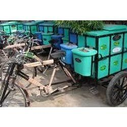 Door to Door Rickshaw Bins