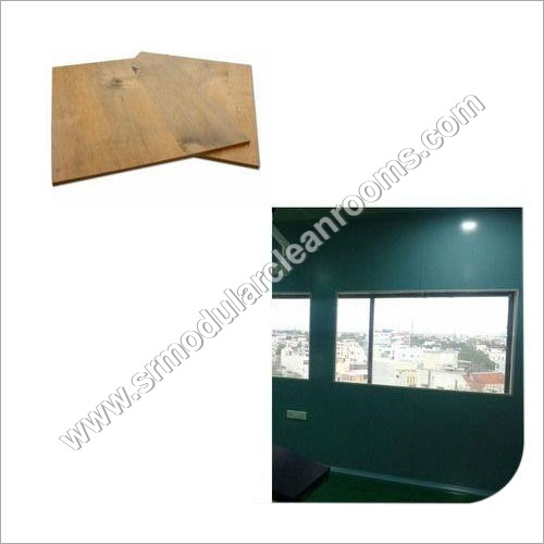 Clean Room Laminate panel