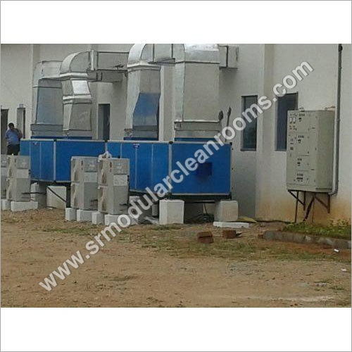 Prefabricated Ducting