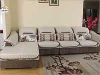 Round Corner Sofa