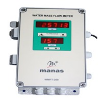 Water Mass Flow Meters