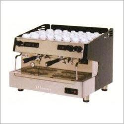 Two Group Coffee Machine