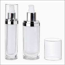 Plastic Cosmetic Bottles